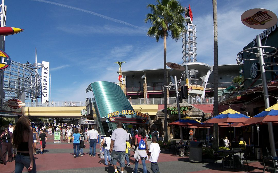 8 new venues coming to Universal Orlando's CityWalk