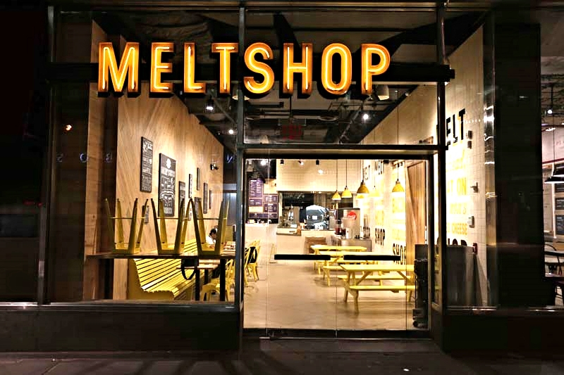 Design & Build: New York Cities Melt Shop
